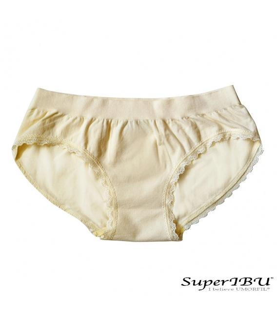 膠原蕾絲三角褲