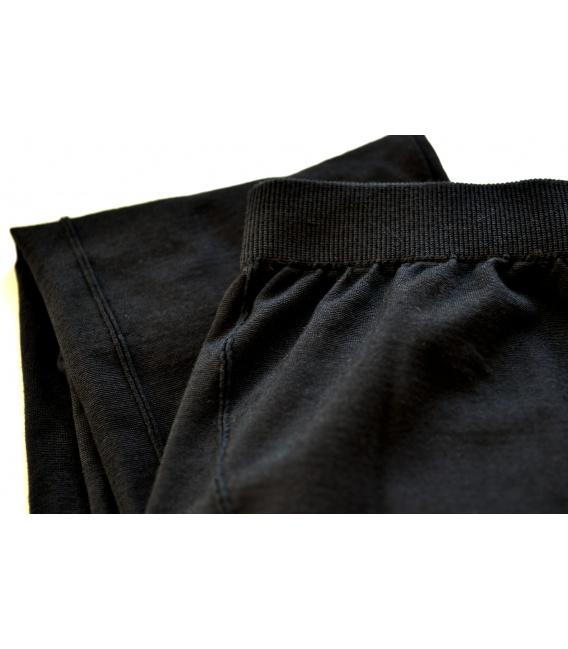 膠原蛋白護膚無痕內搭褲 / 黑色