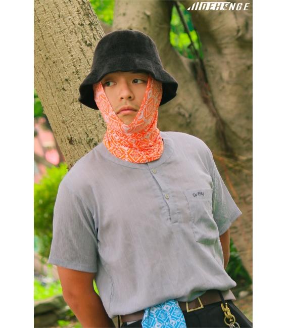 DEHENGE® x UMORFIL®遠紅外線充能循環圍脖(頭巾)