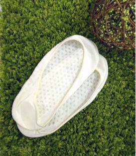 【免運】女用UMORFIL®️膠原蛋白護膚隱形襪(3入組)