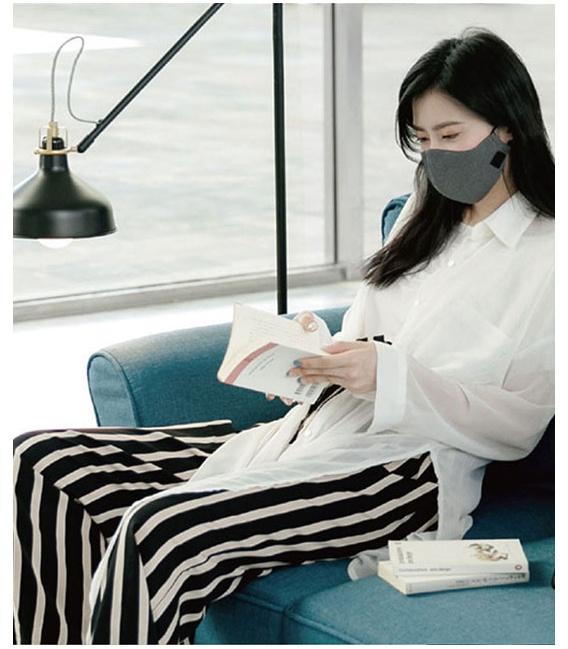 Xpure淨對流抗霾布織口罩-Beauty款